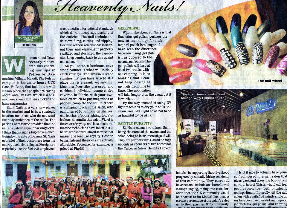 nail spa philippines