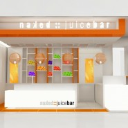 Naked Juice Bar, MOA, Avenue Mall