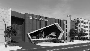 BW XGMA NLEX Showroom by Sim Architects